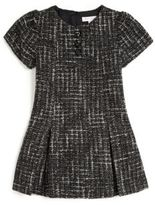 Rachel Riley Little Girl's & Girl's Tweed Shift Dress