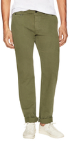 3x1 Slim Military Selvedge Trousers