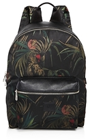 Paul Smith Floral Print Backpack