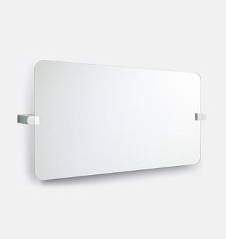 Rejuvenation Bowman Frameless Wide Rectangle Pivot Mirror