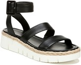 Franco Sarto Platform Leather Sandals - Jackson