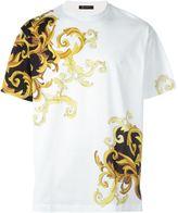 Versace baroque accent T-shirt