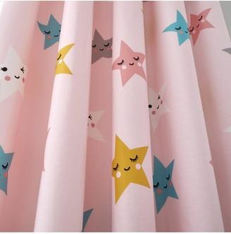 Cosatto Happy Stars Pencil Pleated Curtains