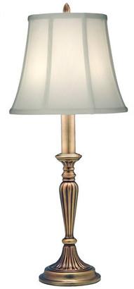 Stiffel   Lite Tops Stiffel Antique Brass Buffet Lamp