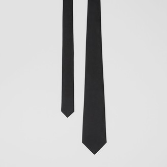 Burberry Classic Cut Silk Tie