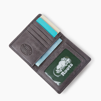 Roots Card Case With Id Tribe