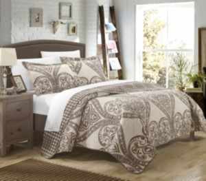 Chic Home Napoli 7 Pc Queen Quilt Set Bedding