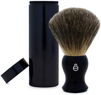 eShave e-Shave Fine Badger Travel Shaving Brush with Canister