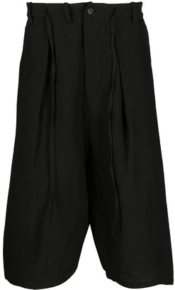 Forme D�expression tailored Sarouel trousers