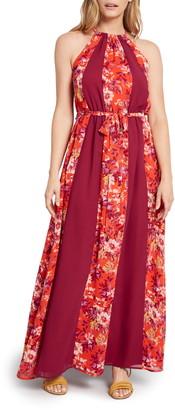 ModCloth Illuminated Elegance Maxi Dress
