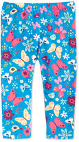 First Impressions Butterfly-Print Leggings, Baby Girls', Only at Macy's