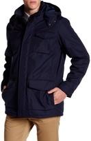Perry Ellis Hooded Jacket