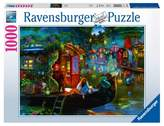 Ravensburger Wanderers Cove - 1000pc Puzzle
