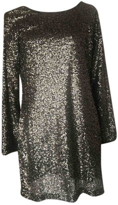 Abercrombie & Fitch Gold Dress for Women