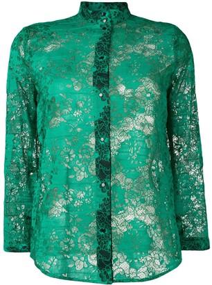 Roseanna lace Jacques blouse
