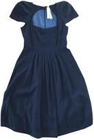 Anne Valerie Hash Black Dress for Women