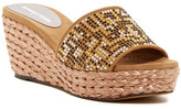 Donald J Pliner Frida Beaded Wedge Mule