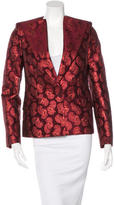 Stella McCartney Metallic Brocade Blazer w/ Tags