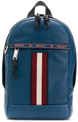 Bally Colour Block Backpack