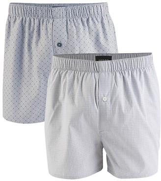 Hanro 2-Pack Cotton Boxers Set