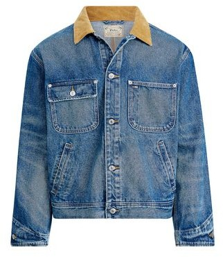 Polo Ralph Lauren Denim outerwear