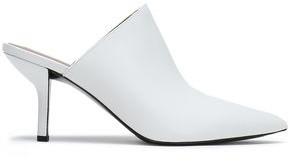 Diane von Furstenberg Mikaila Leather Mules
