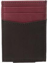 Johnston & Murphy Front Pocket Wallet