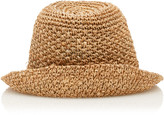 CLYDE Opia Crocheted Straw Hat