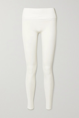 Fusalp Alliance Iii Modal-blend Leggings - White