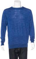 A.P.C. Wool Crew Neck Sweatshirt