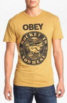 Obey 'Rocket to Nowhere' T-Shirt