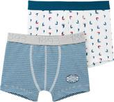 Petit Bateau Pack of 2 boxer shorts