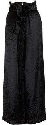 Proenza Schouler Wide-leg velvet pants