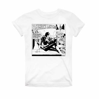 Dc Comics Women's Batgirl Comic T-Shirt
