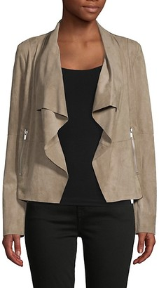 Bagatelle Draped-Front Jacket