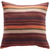 Chaps Coral Sands Striped Throw Pillow