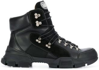 Gucci Flashtrek ankle boots