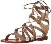 Frye Women's Ruth GLADIATOR Short GLADIATOR Sandal