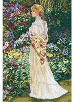 Dimensions Gold Counted Cross Stitch Kit - In Her Garden