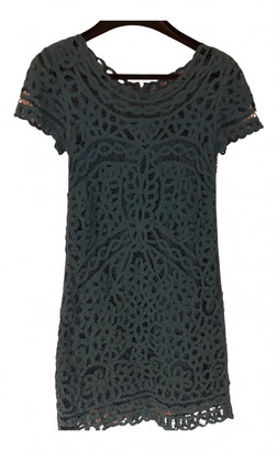 Sea New York Turquoise Lace Dresses