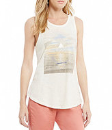 O'Neill Beachscape Graphic Swing Tank