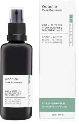Odacité Mint + Green Tea Hydra-Purifying Treatment Mist