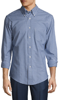 Brooks Brothers Oxford Dobby Check Sportshirt