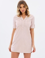 Living Doll Shirt Dress