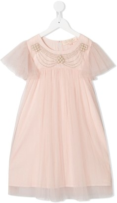 Tutu Du Monde Celestia embellished shift dress