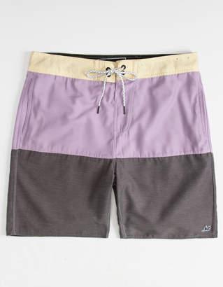 Lost Hazard Lilac Mens Boardshorts