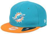 New Era Babies' Miami Dolphins My 1st 9FIFTY Snapback Cap