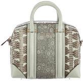 Givenchy Mini Python & Lizard Lucrezia Bag