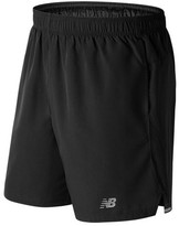 "New Balance Men's MS63918 7"" Woven Run Short"