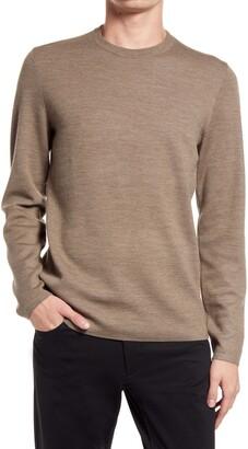 Theory Arnaud Wool Crewneck Sweater